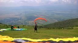 Sopot  Paragliding