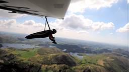 Gjesdal, Oeksnanuten Paragliding
