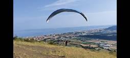 Turo de la Guardia  Paragliding
