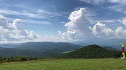 Tater Hill (Boone) Paragliding