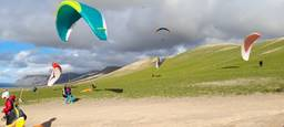 Famara  Paragliding