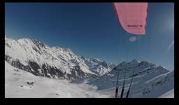 Col de Sorebois Paragliding