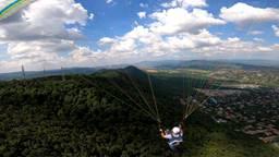 Óbuda  Paragliding