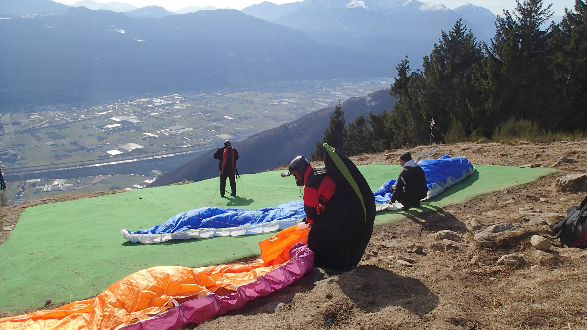 ⭐ Paragliding Map - Live Weather Map