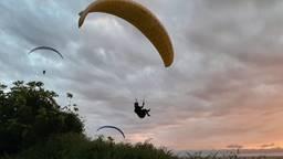 Dune du Pyla (Pilat) Paragliding
