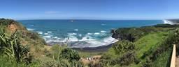 Maori Bay Paragliding