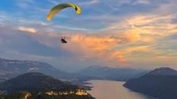 Peillat Ducret / Sapenay Nord Peillat Ducret Paragliding