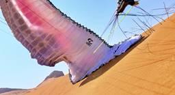Jebel Fayah Paragliding