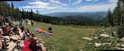 Loffenau Weststart Teufelsmühle  Paragliding