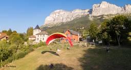 Est - Funi / Saint Hilaire Du Touvet Paragliding
