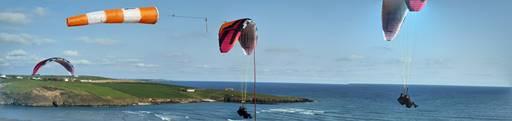 Inchadoney Paragliding