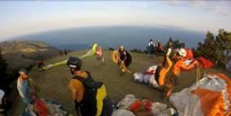 Ucmakdere 1 Paragliding