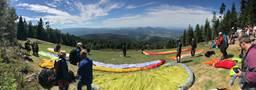 Teufelsmühle Weststart Paragliding