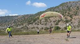 Safi Ranch Paragliding