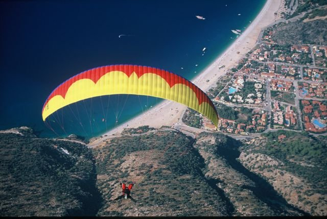 ⭐ Top paragliding sites in the world